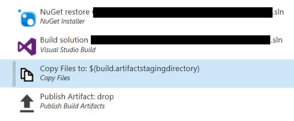 Build definition
