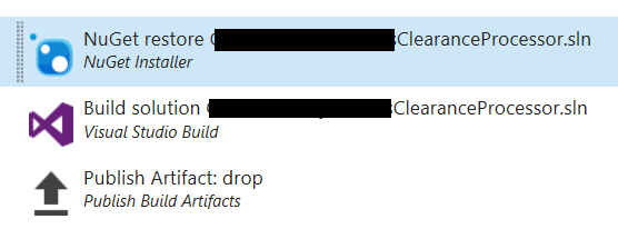 Continuous Deployment of Windows Services using VSTS – siliconvalve