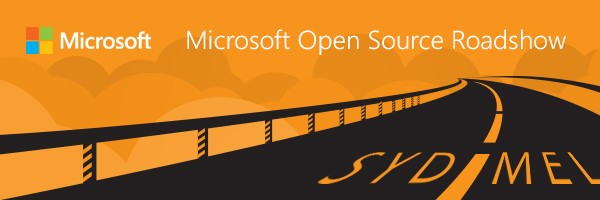 Microsoft Open Source Roadshow