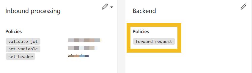 API Policy