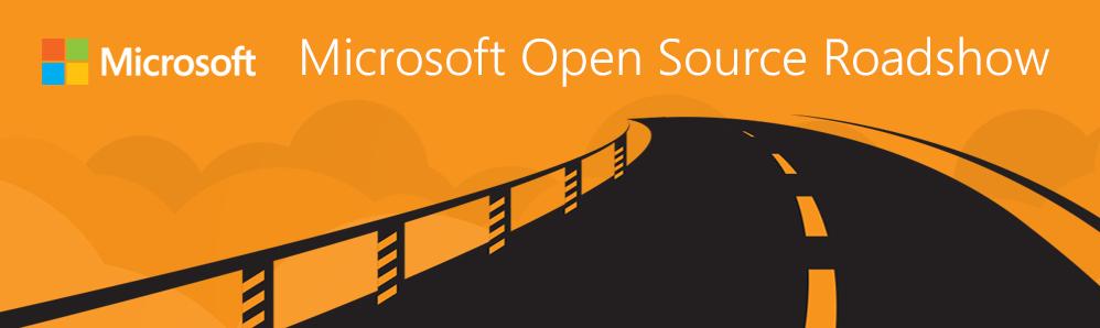 Microsoft Open Source Roadshow