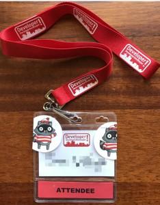 DDD Sydney Badge