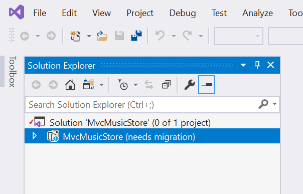 Windows Containers and .NET Framework applications: Migration